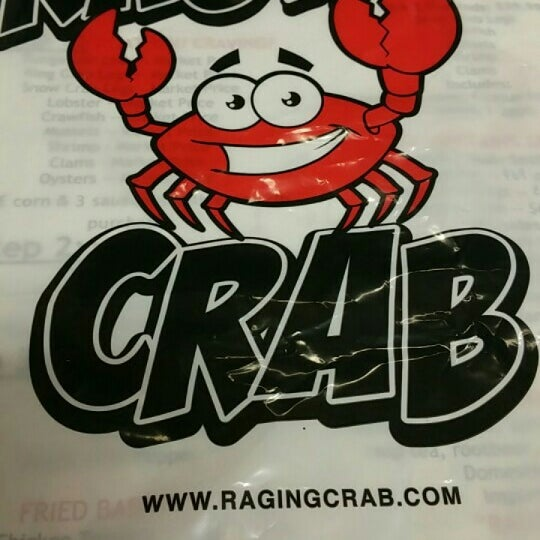 Photo taken at Raging Crab by Rob G. on 5/28/2016