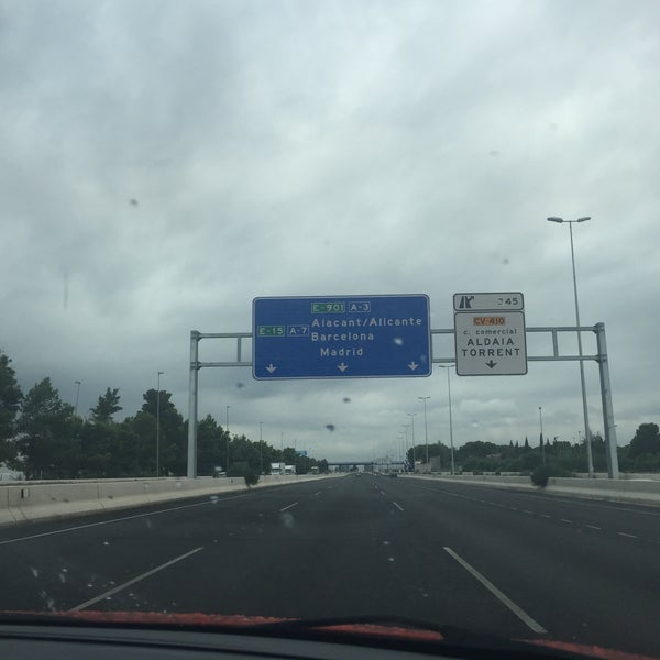 Photos at Carretera A-3 Madrid-Valencia - Road in Quart de Poblet