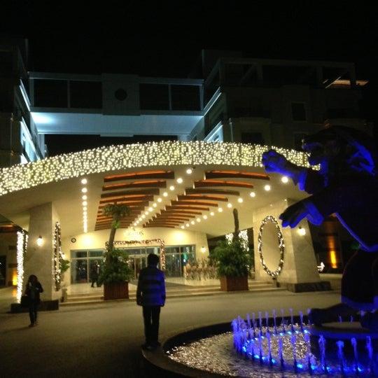 12/16/2012 tarihinde Erhan K.ziyaretçi tarafından Cratos Premium Hotel & Casino'de çekilen fotoğraf