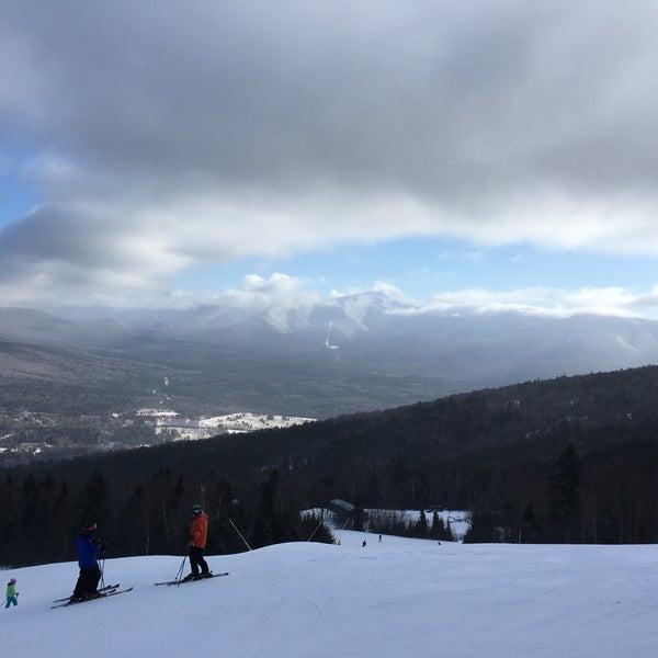 Photo taken at Bretton Woods by Dan M. on 2/18/2016