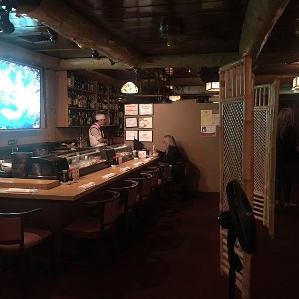 Photo taken at Mt. Fuji Japanese Steak House by Nick C. on 9/18/2016