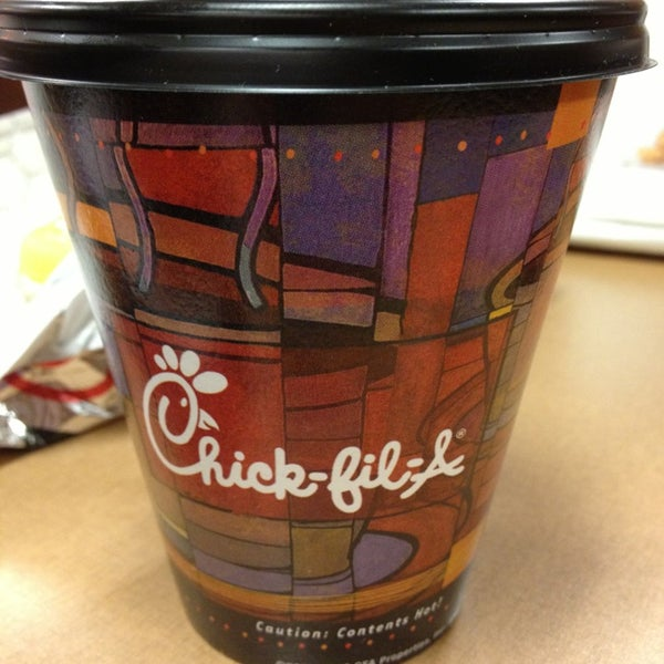 Photo taken at Chick-fil-A by Jessica R. on 1/16/2013