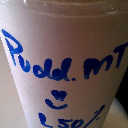 Photo taken at Moonleaf Tea Shop by Jeu R. on 12/10/2012