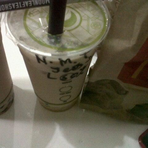 Photo taken at Moonleaf Tea Shop by Jeu R. on 10/23/2012