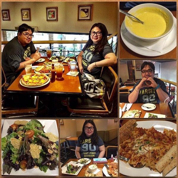 Photo taken at California Pizza Kitchen by John M. on 2/14/2016