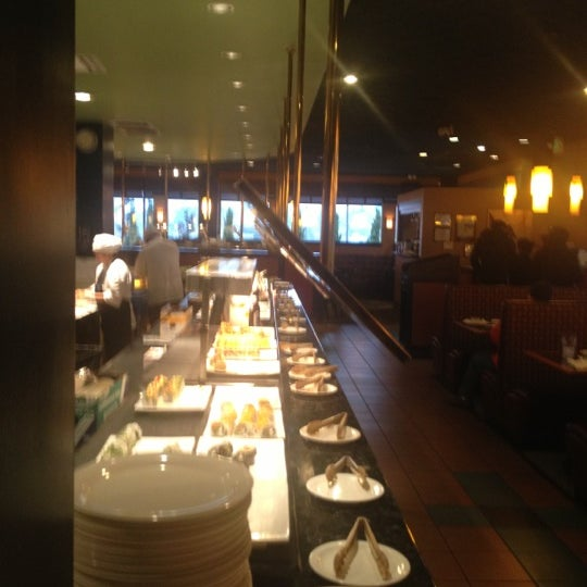 Bluefin sushi seafood buffet seafood restaurant in seattle for Fish restaurant seattle