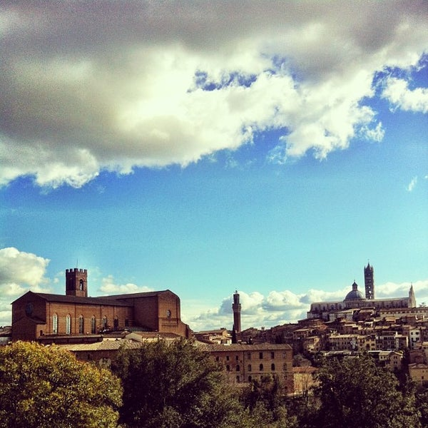 Photo taken at Siena by Antonio C. on 2/9/2013