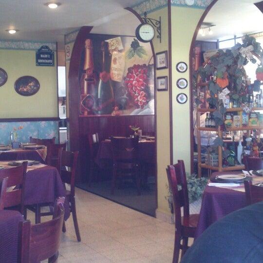 Restaurante malenz restaurante franc s en toluca for Restaurante frances