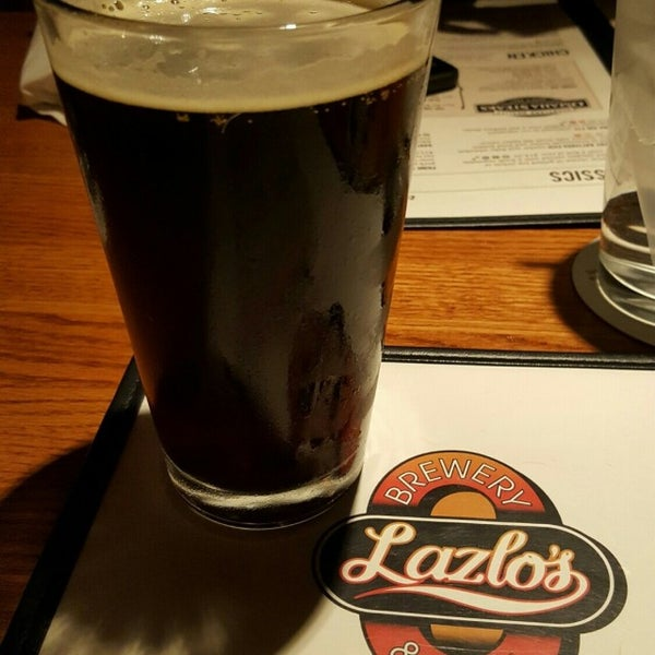 Photo taken at Lazlo's Brewery & Grill by Berry S. on 12/4/2016