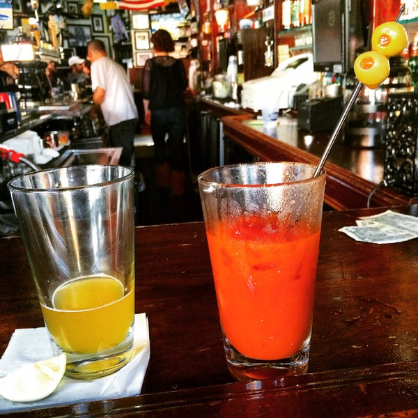 Photo taken at Halligan Bar by Misha K. on 3/21/2015