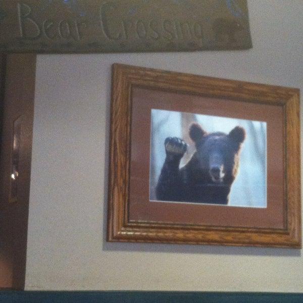 Photo taken at Gilbert Black Bear Diner by Charles P. on 3/30/2013