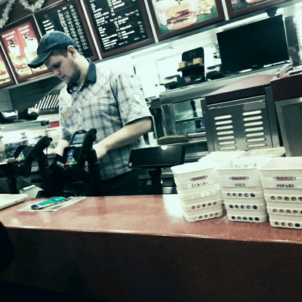 Photo taken at Hesburger by Laura C. on 11/28/2016