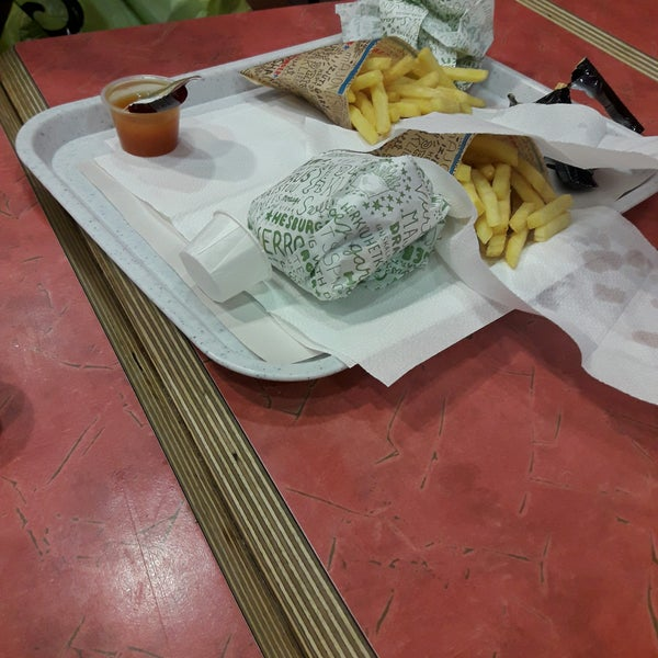 Photo taken at Hesburger by Laura C. on 10/10/2016