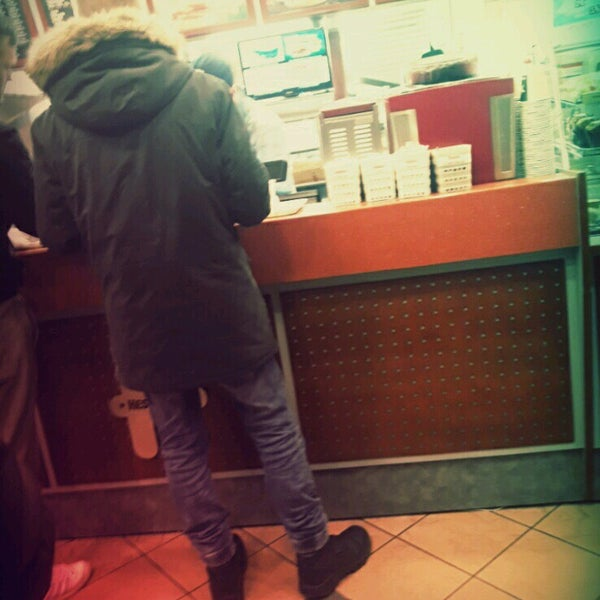 Photo taken at Hesburger by Laura C. on 11/22/2016