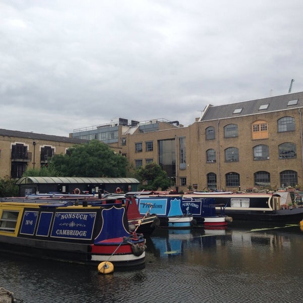 Photo taken at London Canal Museum by Keith C. on 8/13/2013