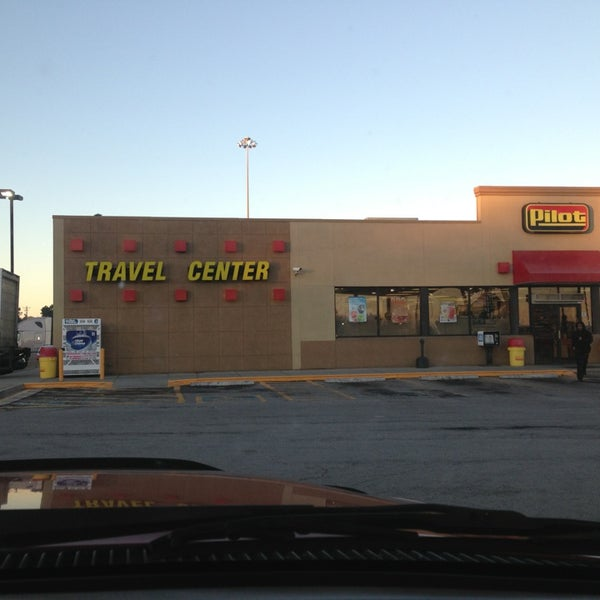 Travellers Health Clinic: Gas Station In Cayce