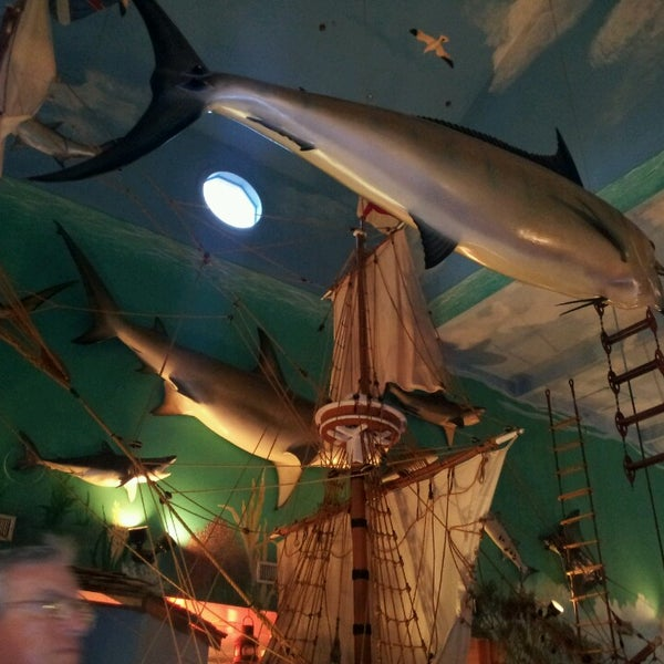 Photo taken at The Original Benjamin's Calabash Seafood by Bo J. on 6/9/2013