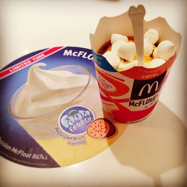 Photo taken at McDonald's by Aldric T. on 1/3/2013