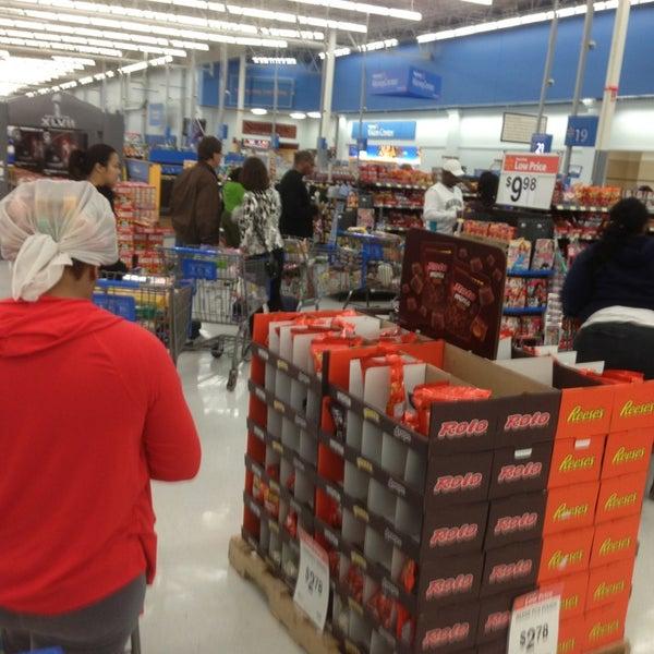 Photo taken at Walmart Supercenter by Christopher L. on 1/22/2013