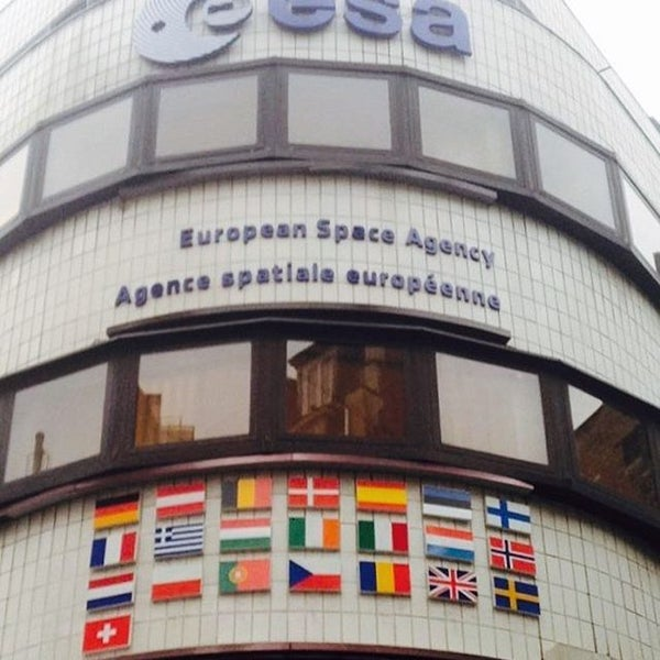 European Space Agency HQ - 8/10 Rue Mario Nikis