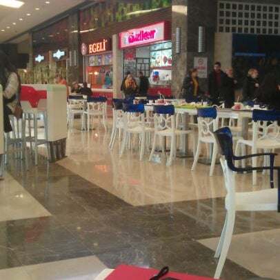 2/15/2013 tarihinde Tolga A.ziyaretçi tarafından Atlantis Alışveriş ve Eğlence Merkezi'de çekilen fotoğraf