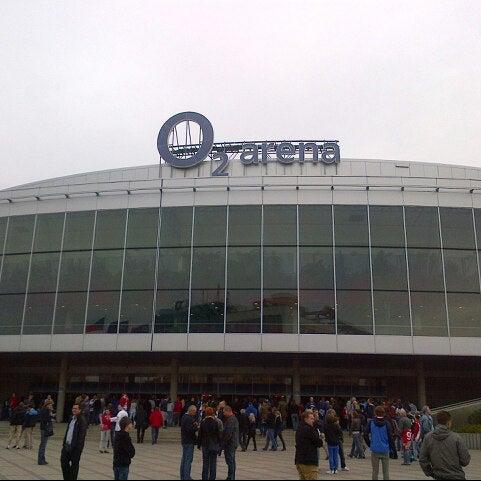 Photo taken at O2 arena by vojta66 on 9/19/2012