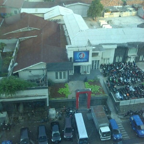 Photo taken at Menara Bank Mega by Mochamad N. on 10/4/2013