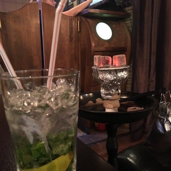 Photo taken at to.be bar by Ксения В. on 4/24/2018
