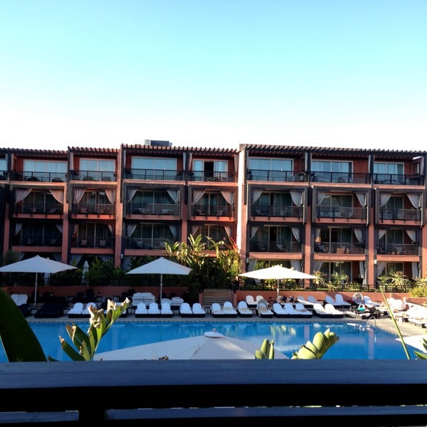 H tel ryads naoura barriere marrakech hotel for Hotels barriere