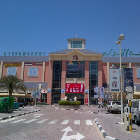 Photo taken at Lulu Hypermarket by Andrew B. on 5/24/2013
