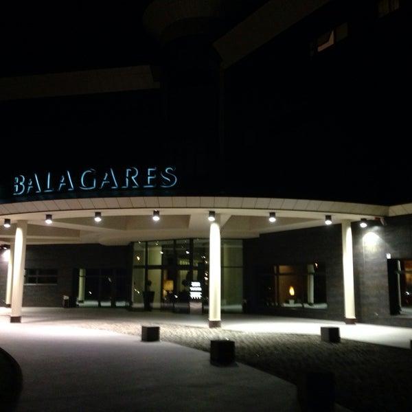 Foto tomada en Hotel Spa Zen Balagares por jmpuerma el 3/13/2014