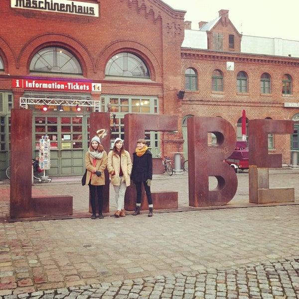 Photo taken at Kulturbrauerei by Luke L. on 11/18/2012