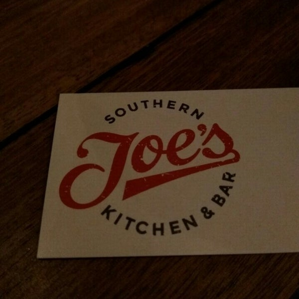 Joe's Southern Kitchen & Bar (Now Closed)