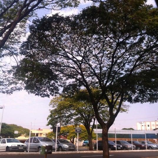 Photo taken at Terminal Rodoviário José Garcia Villar by Caco P. on 10/6/2012