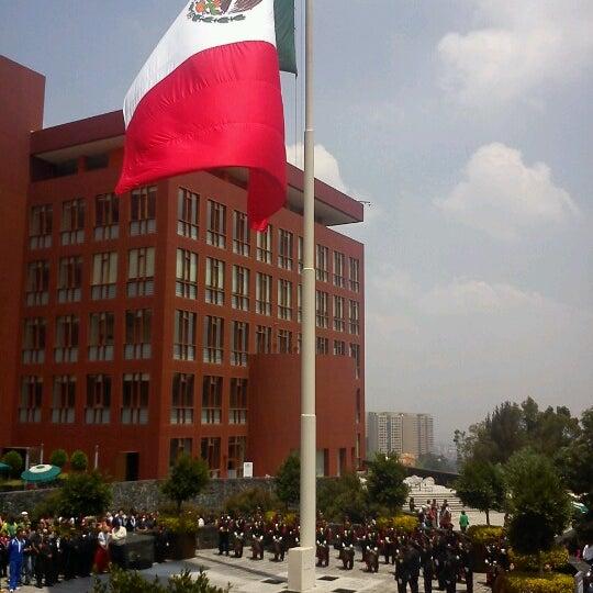 Foto tomada en Tecnológico de Monterrey por Marco M. el 9/14/2012