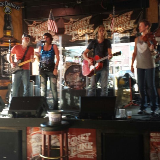 Photo taken at Honky Tonk Central by Lam T. on 7/19/2013