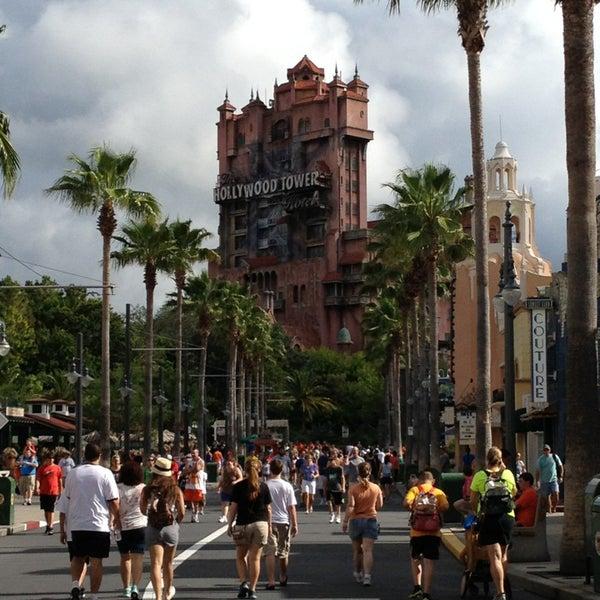 Photo taken at Disney's Hollywood Studios by Héctor V. on 6/2/2013