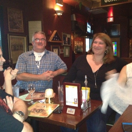 Photo taken at Ireland's Own Pub by Patrick K. on 10/5/2012