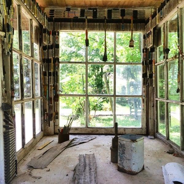 Photos at Howard Finster\'s Paradise Gardens - Art Gallery