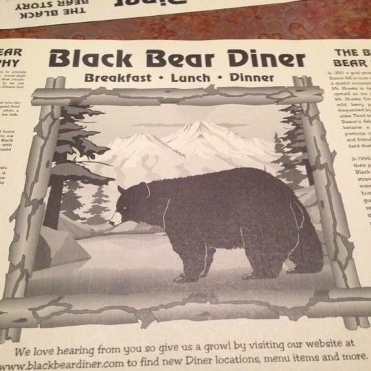 Photo taken at Gilbert Black Bear Diner by Leonard S. on 3/3/2013