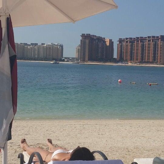 11/25/2013 tarihinde Андрей Б.ziyaretçi tarafından Rixos The Palm Dubai'de çekilen fotoğraf