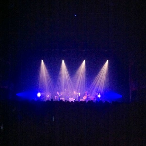 Photo taken at AB Ancienne Belgique by Valerie D. on 2/23/2013
