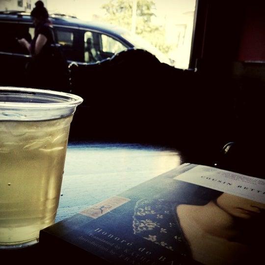 Photo taken at Stanza Coffee Bar by Krysta on 9/30/2012