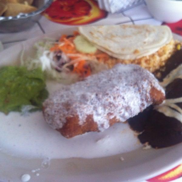 Photo taken at Las Palmas by Vanessa V. on 1/28/2013