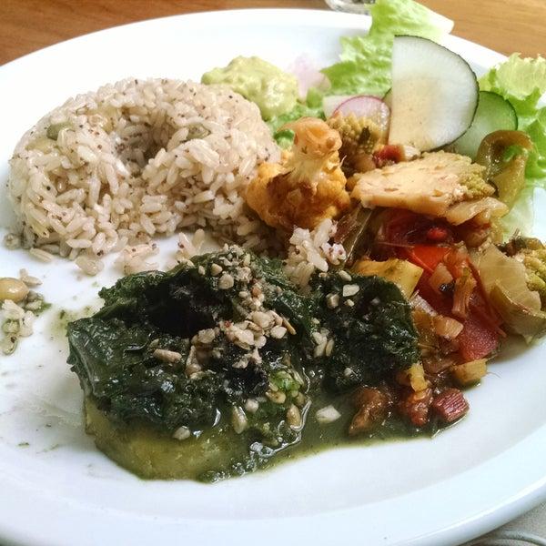 Restaurante vegetarianos - Cocinas tello ...