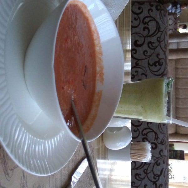 Вот тот самый, очень вкусный суп