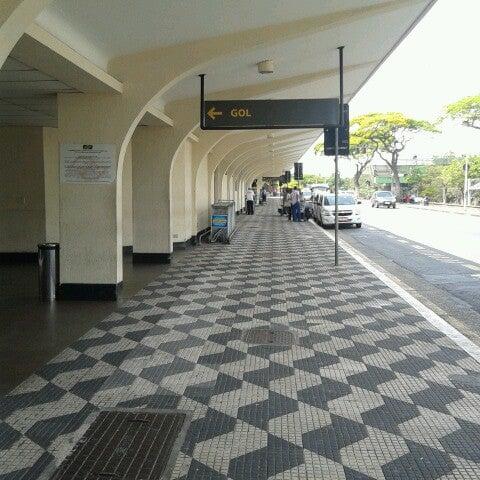 Снимок сделан в Международный аэропорт Конгоньяс/Сан-Паулу (CGH) пользователем Ananda M. 10/14/2013