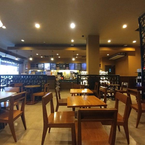 Photo taken at Starbucks by Satya W. on 1/28/2017