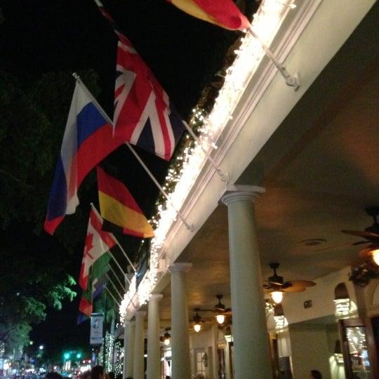 Photo taken at Riverside Hotel by jeremy p. on 12/21/2012