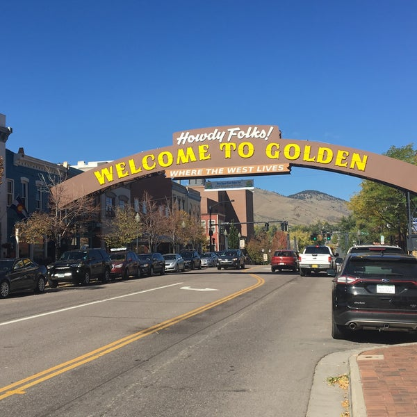 Photo taken at Golden, CO by Jenni E. on 10/8/2017